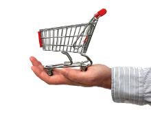 cabaz de compras